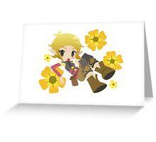 Dragon Age - Buttercup Sera Greeting Card