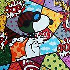 Snoopy POP by giovanni coscarelli