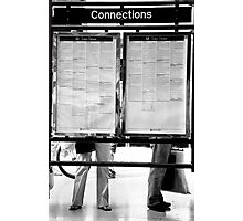 Connections Photographic Print