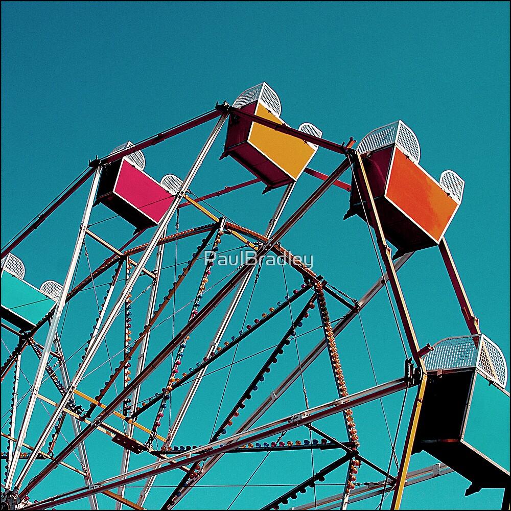 Big Wheel by PaulBradley