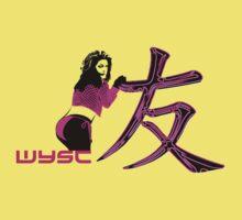 kanji girl 2 by wysc