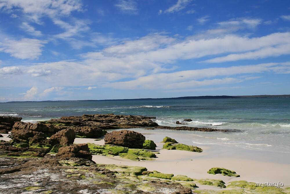 Hyams beach, NSW. by mysteryjo