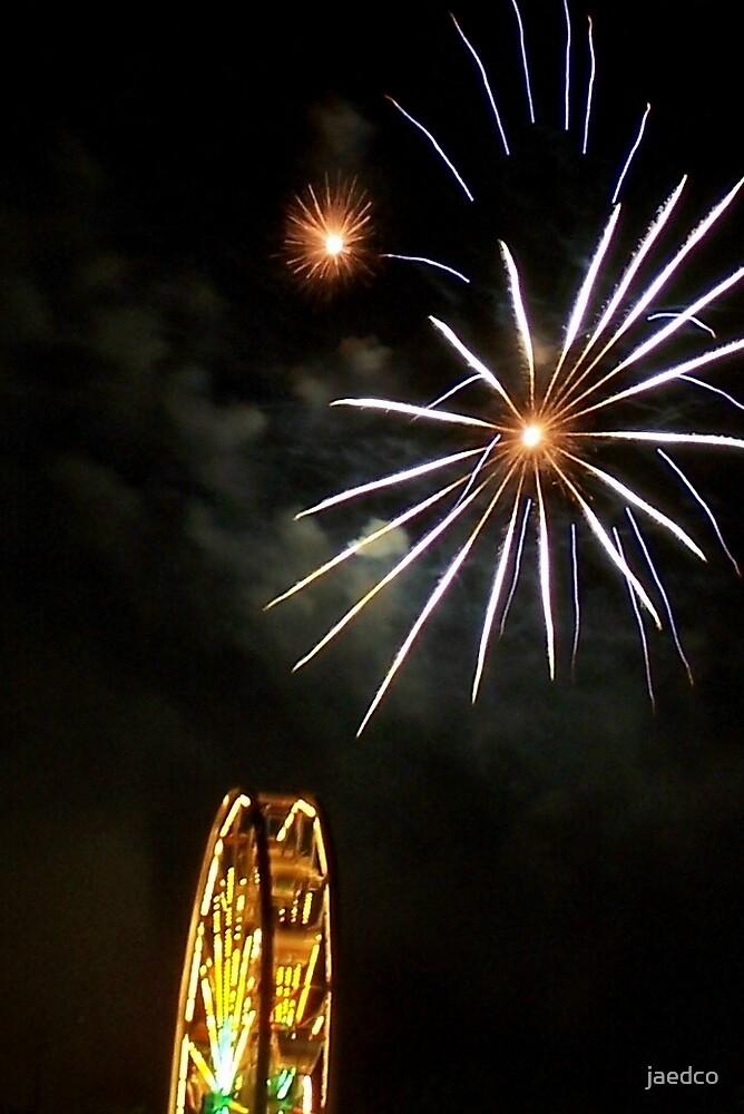 Fireworks #6 by jaedco
