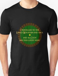 Lousy Hobbit Shirt Unisex T-Shirt