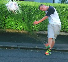 Drop-Kick by CreativeMinds