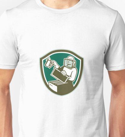 Beekeeper Honey Farmer Apiarist Apiculturists Unisex T-Shirt