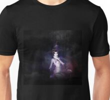 Witch in dark forest Unisex T-Shirt