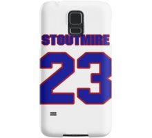 National football player Omar Stoutmire jersey 23 Samsung Galaxy Case/Skin