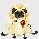 The Third Best Pug by CatAstrophe