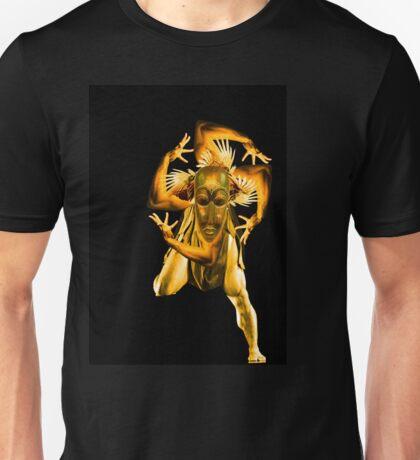 African dance Unisex T-Shirt