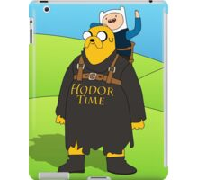 Hodor Time iPad Case/Skin