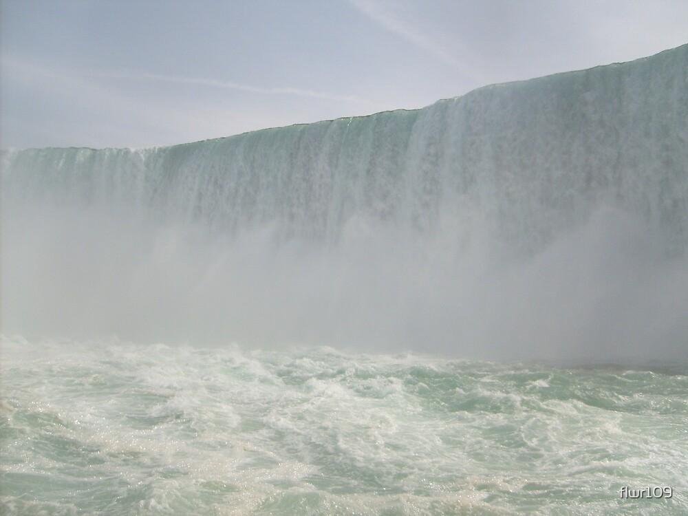 Below The Falls by flwr109