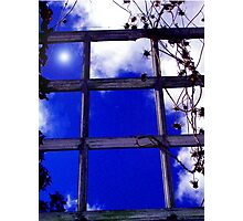 Another Window of Faith  Photographic Print