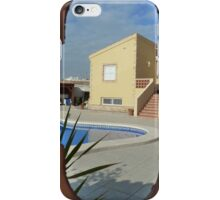 Looking by the Neighbour iPhone Case/Skin