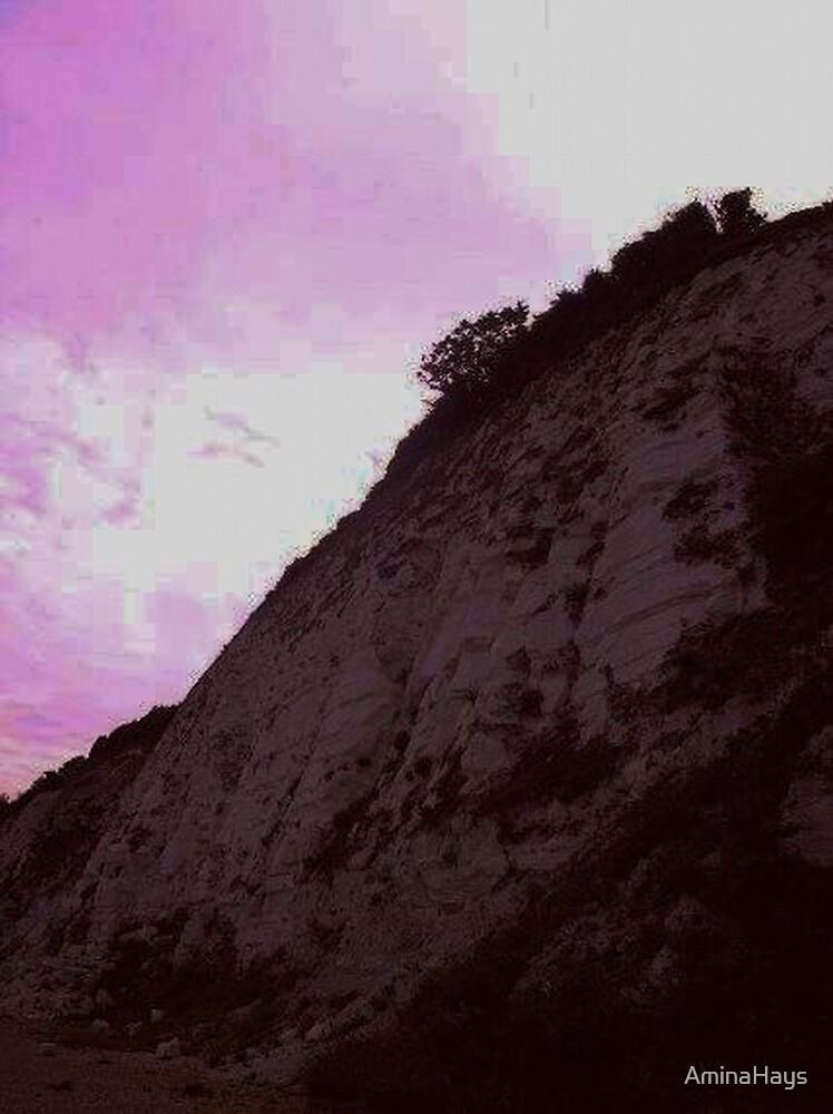 Beachy Head by AminaHays