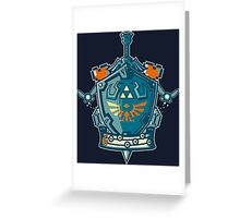 May the legend continue Greeting Card