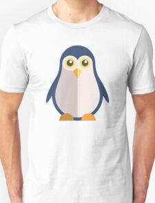 Cute cartoon penguin standing Unisex T-Shirt