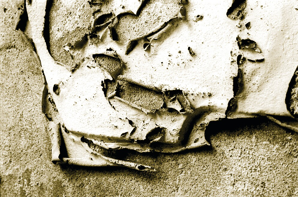 dry paint by Talvikki