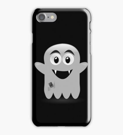 Spooky ghost iPhone Case/Skin