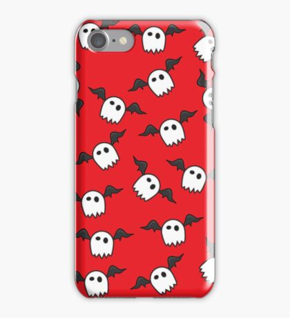 Flying Ghosts iPhone Case/Skin