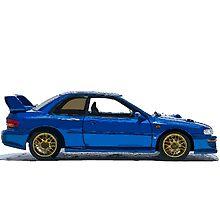 22B Sti WRX Impreza Subaru 2 by fadouli
