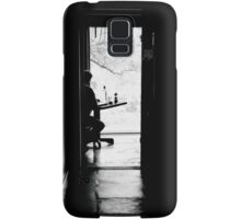 Solitary Viewing Samsung Galaxy Case/Skin