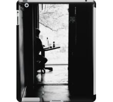 Solitary Viewing iPad Case/Skin