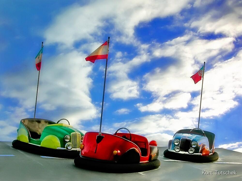 Who's gonna drive you home? by Kurt  Tutschek