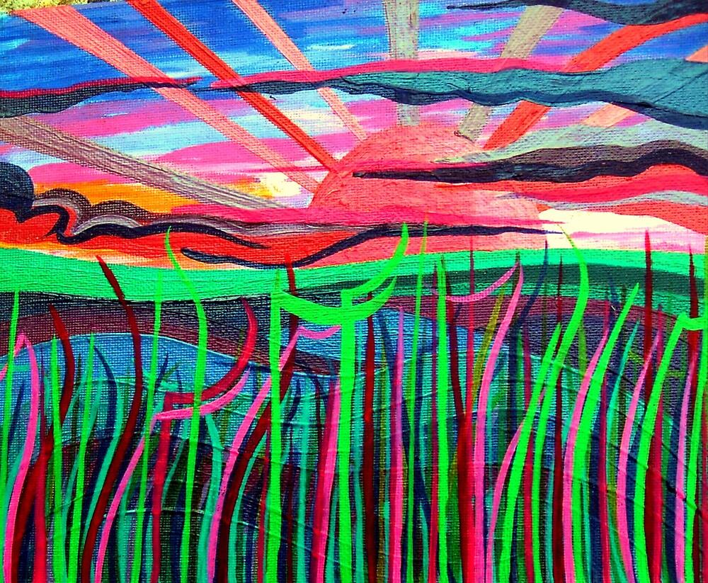 Morning Sun by Jamie Winter-Schira