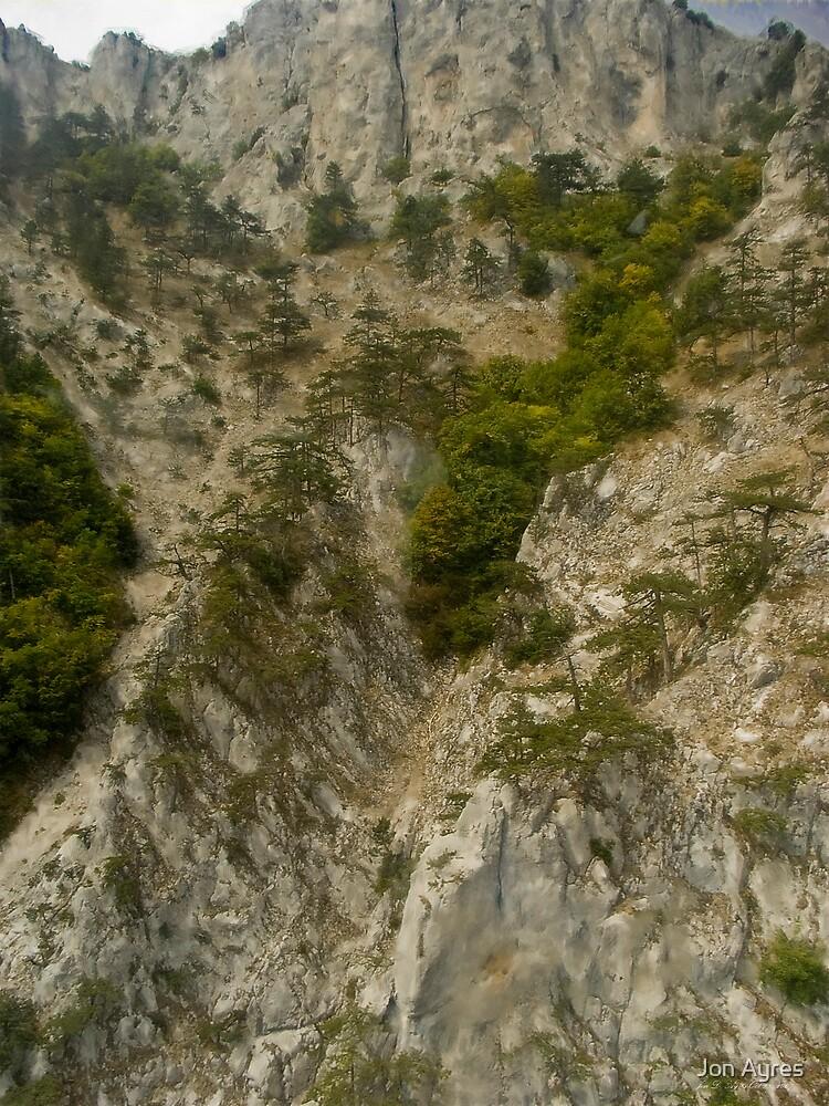 Ai- Petri Mountain by Jon Ayres