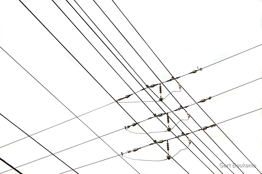 Wires by Gert Beukema