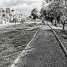 My Street II by Al Bourassa