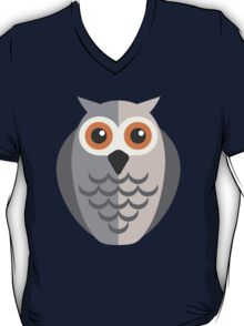 Friendly cartoon owl T-Shirt