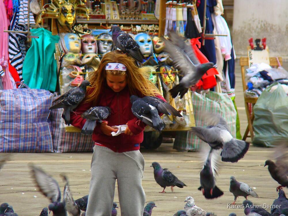 The Birds by Karen Ashenberner