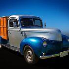 Camper Truck by Keith Hawley
