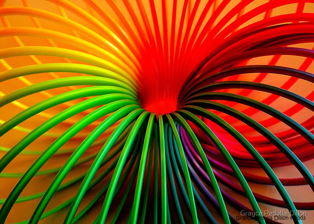Color My World by Grayce Pedulla-Dillon