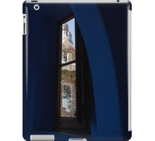 Whimsical, Fanciful Antoni Gaudi - Inside and Outside iPad Case/Skin