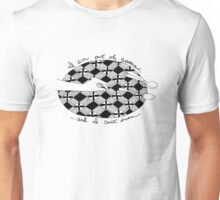 Out of Spoons - Black Unisex T-Shirt