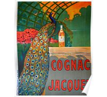 Cognac Jacquet Poster