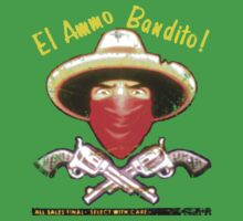 El Ammo Bandito! Kids Clothes