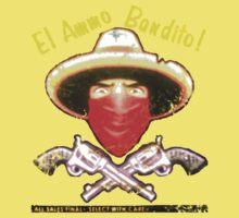 El Ammo Bandito! Kids Clothes