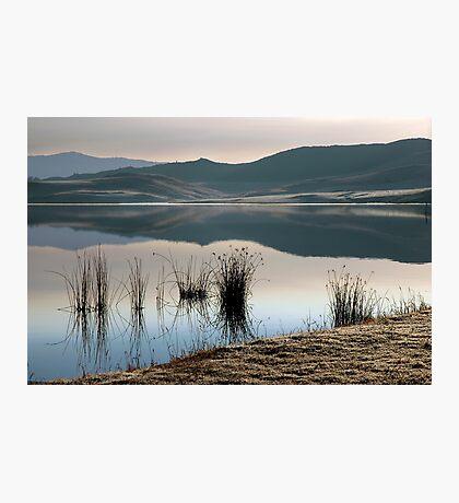 Winter landscape #2 Photographic Print