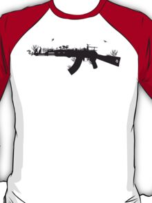 Ak47 Love & Peace T-Shirt