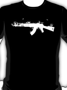 Ak47 Love & Peace (black) T-Shirt