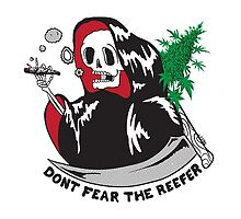 Don't fear the reefer by jackfergo