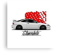 Stanceaholic Canvas Print