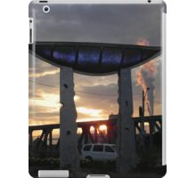 Memory Vessel As The Sun Sets iPad Case/Skin