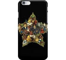 War of stars  iPhone Case/Skin