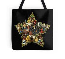 War of stars  Tote Bag