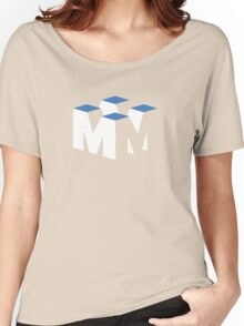Massive Dynamic Women's Relaxed Fit T-Shirt